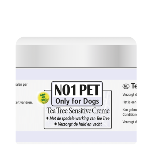 No1-pet Sensitive & Repair Creme TEA TREE (Also for Human)