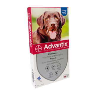 Advantix für Hunde