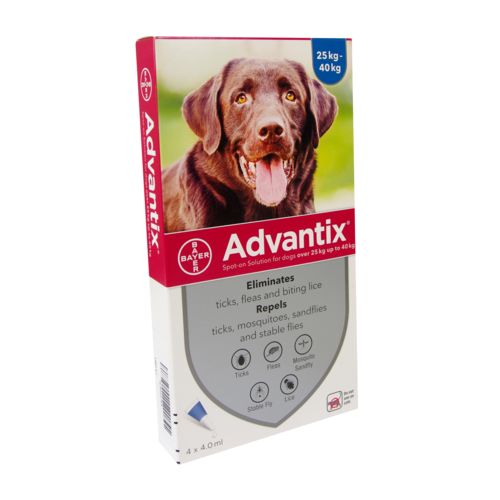 Bayer Advantix für Hunde