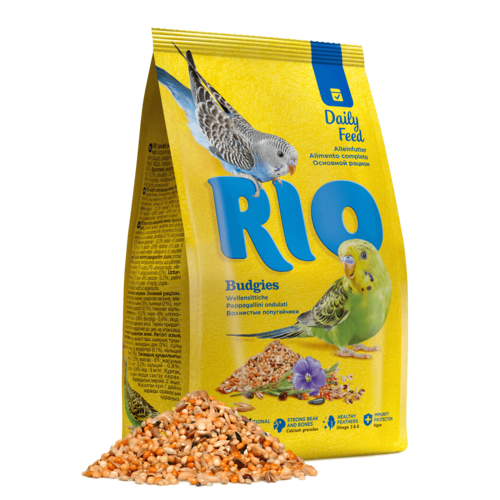 RIO RIO Feed for budgies. Daily feed