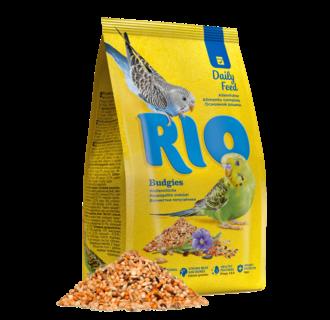 RIO Alleinfutter für Wellensittiche