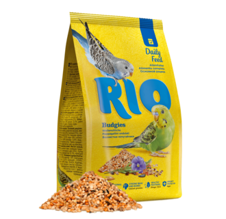 RIO Feed for budgies. Daily feed