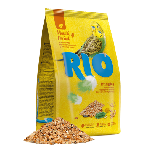 RIO RIO Feed for budgies. Moulting period feed