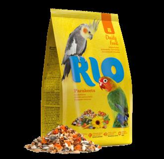 RIO Alleinfutter für Großsittiche