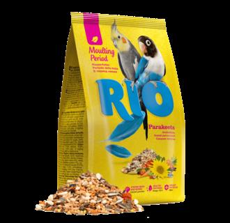 RIO Aliments pour la période de mue des grandes perruches