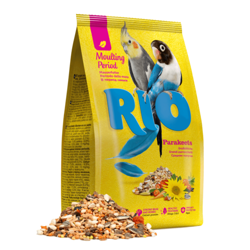 RIO RIO Feed for parakeets. Moulting period feed