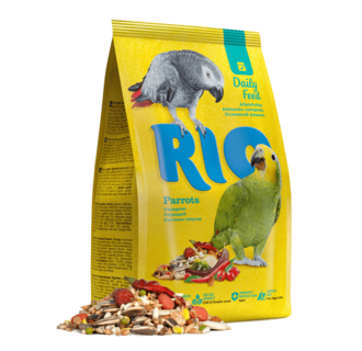 RIO Feed for parrots. Daily feed