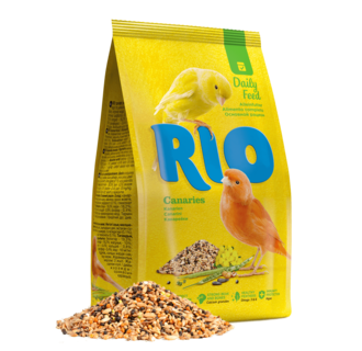 RIO Feed for canaries. Daily feed