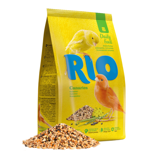 RIO RIO Feed for canaries. Daily feed
