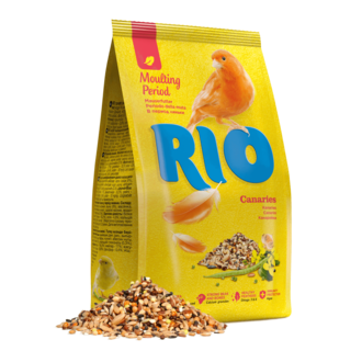 RIO Feed for canaries. Moulting period feed, 500 g