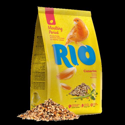 RIO RIO Aliments pour la période de mue des canaris, 500 g