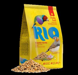 RIO Aliments quotidiens minutieusement équilibrés pour les oiseaux exotiques