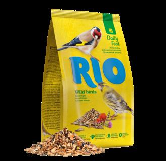 RIO Aliments quotidiens pour les chardonnerets, les tarins des aulnes et autres oiseaux sauvages, 500 g