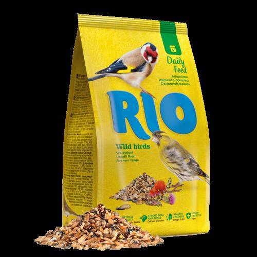 RIO RIO Aliments quotidiens pour les chardonnerets, les tarins des aulnes et autres oiseaux sauvages, 500 g