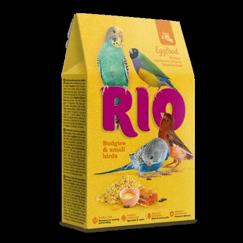 RIO RIO Aliments aux œufs pour perruches et petits oiseaux, 250 g