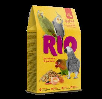 RIO Eivoer voor parkieten en papegaaien, 250 g