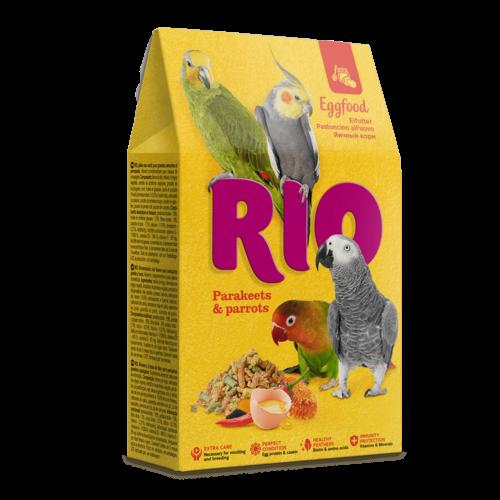 RIO RIO Eifutter für Sittiche und Papageien, 250 g