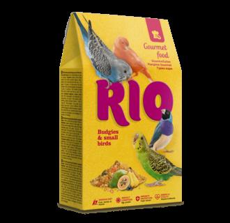 RIO Gourmet voer voor parkieten en kleine vogels, 250 g