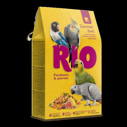 RIO RIO Aliments gourmets pour perruches et perroquets, 250 g