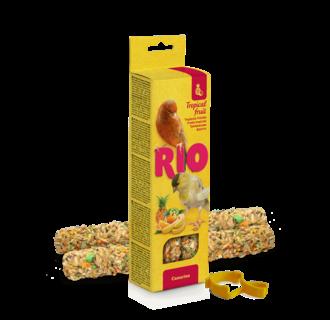 RIO Bâtonnets pour canaris aux fruits tropicaux, 2x40 g
