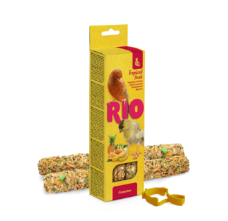 RIO Sticks for canaries with tropical fruit, 2x40 g