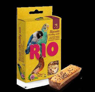 RIO Biscuits avec des graines saines, 5x7 g