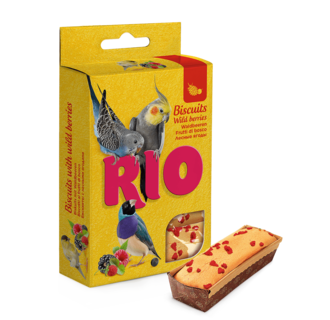 RIO Bbiscuits aux baies sauvages, 5x7 g