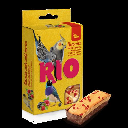 RIO RIO Biscuits für alle Vögel mit Beeren, 5x7 g