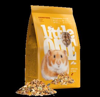 Little One voer voor hamsters, 900 g