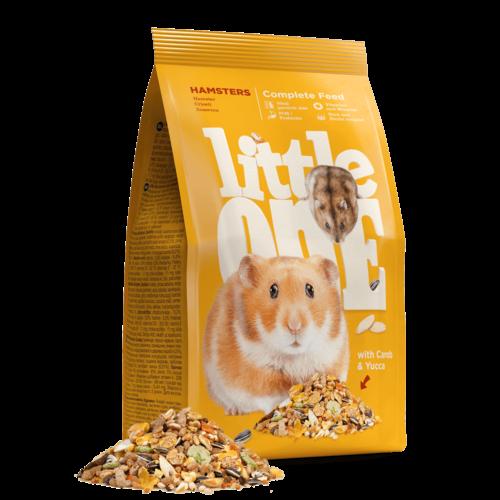 Little One Little One Alleinfutter für Hamster, 900 g