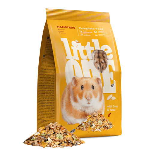 Little One Little One Feed for hamsters, 900 g