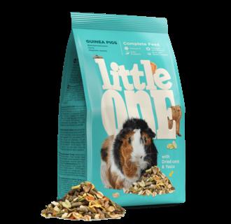 Little One Alleinfutter für Meerschweinchen, 900 g
