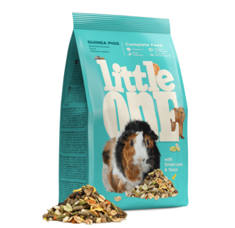 Little One Feed for guinea pigs, 900 g