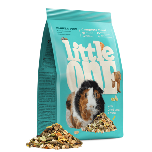 Little One Little One Aliment pour cochons d'Inde, 900 g