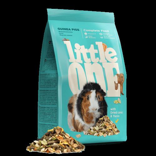 Little One Little One Alleinfutter für Meerschweinchen, 900 g