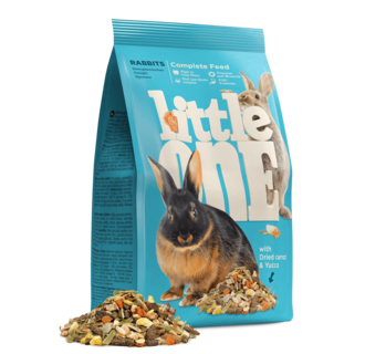 Little One Feed for rabbits, 900 g
