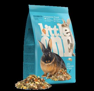 Little One voer voor konijnen, 900 g