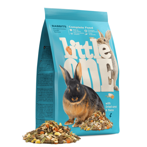 Little One Little One Aliment pour lapins, 900 g