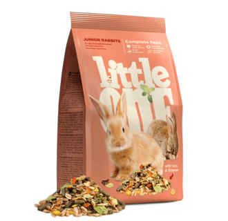 Little One Feed for junior rabbits, 900 g