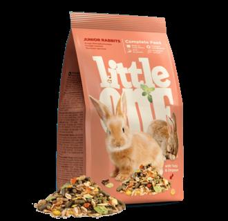 Little One voer voor jonge konijnen
