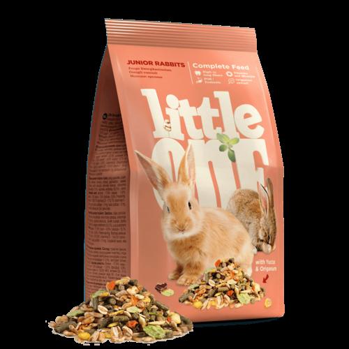 Little One Little One voer voor jonge konijnen