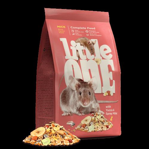 Little One Little One Alleinfutter für Mäuse, 400 g