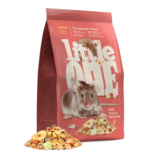 Little One Little One Feed for mice, 400 g