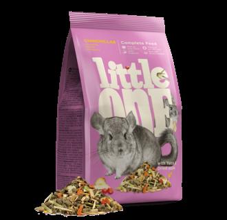 Little One Alleinfutter für Chinchillas, 900 g