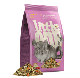 Little One Feed for chinchillas, 900 g