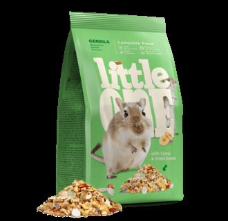 Little One Alleinfutter für Rennmäuse, 400 g