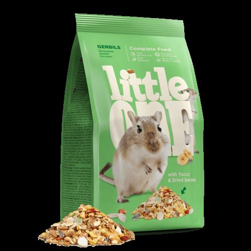 Little One Little One Aliment pour gerbilles, 400 g