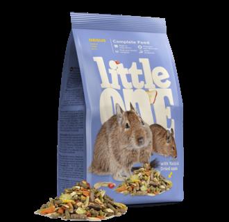 Little One Alleinfutter für Degus, 400 g
