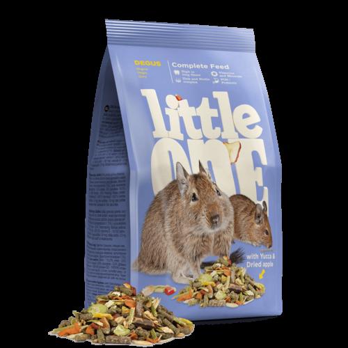 Little One Little One Aliment pour dègues du Chili, 400 g