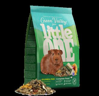 """Little One Aliment """"Vallée Verte"""" pour cochons d'Inde, 750 g"""